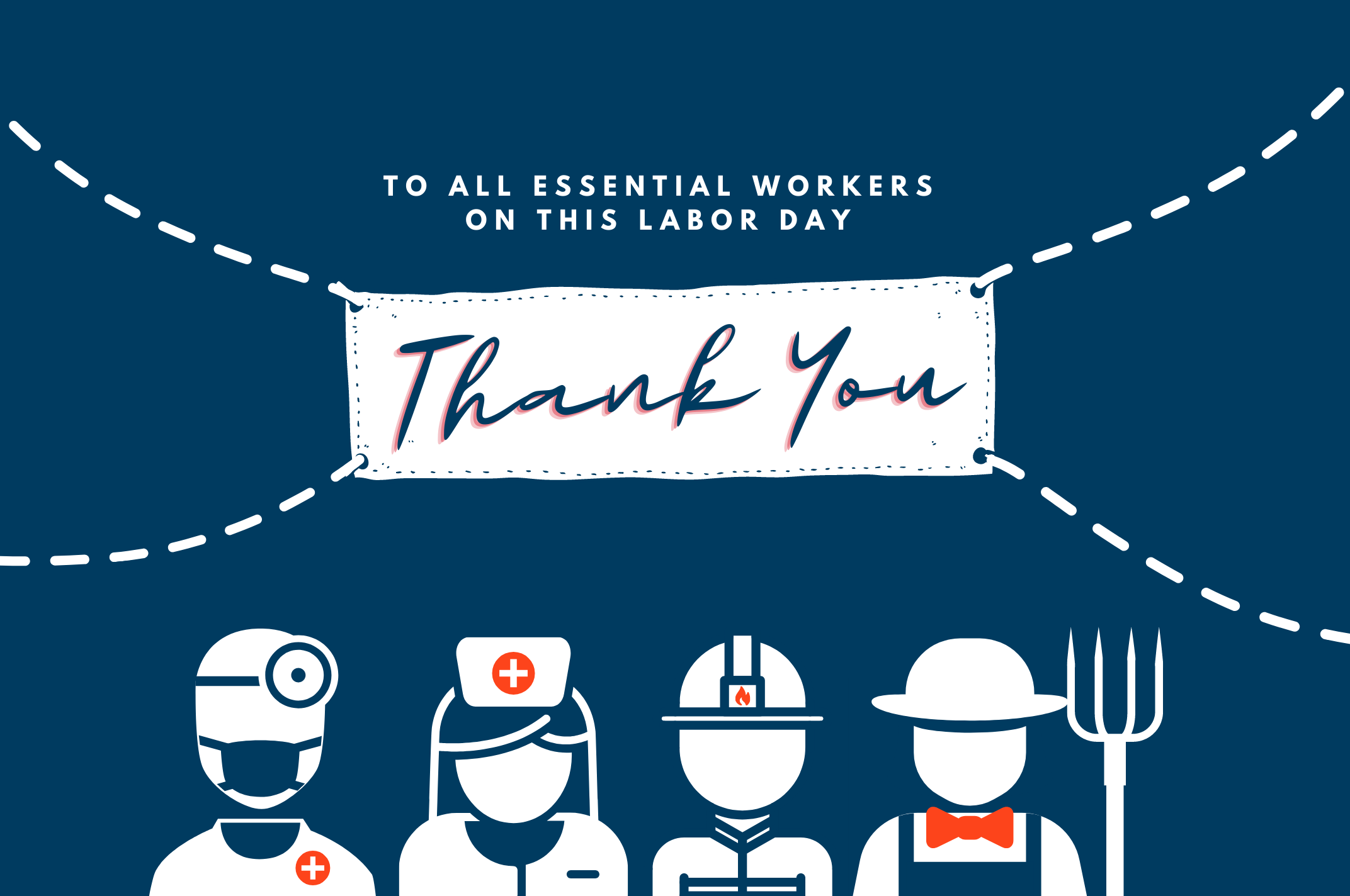 Thank You, Essential Workers   Simplifying The Market